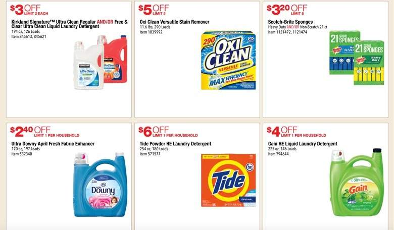 Offers & Coupons